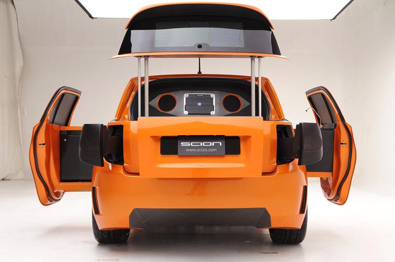 2009 SEMA: Scion Kogi xD je pojízdná kuchyň!: - fotka 4