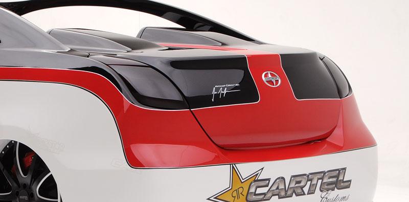 Epic Cartel Scion tC: low-rider pro Las Vegas: - fotka 8