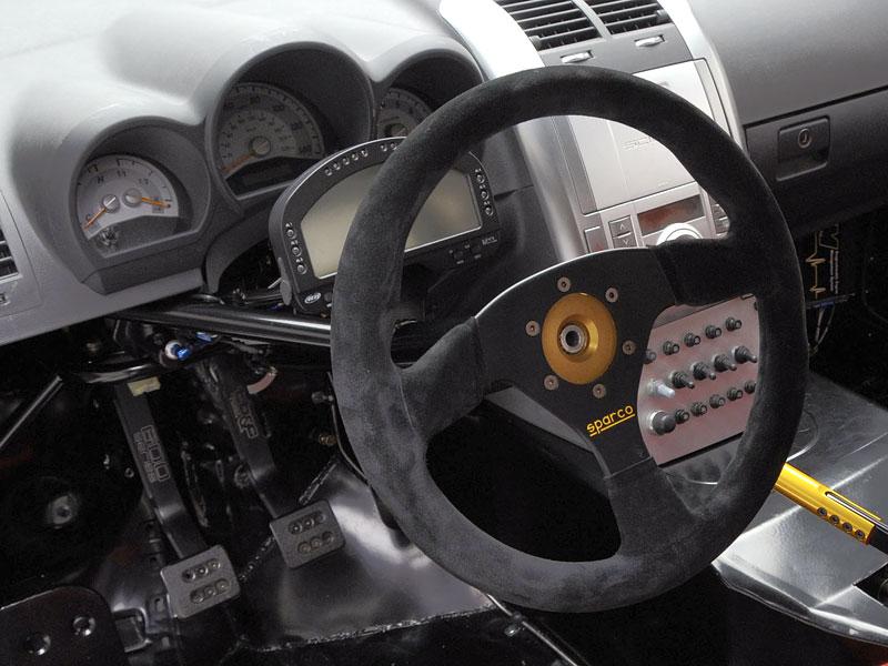 Scion tC V8: specialita pro D1 Formula Drift Championship: - fotka 1