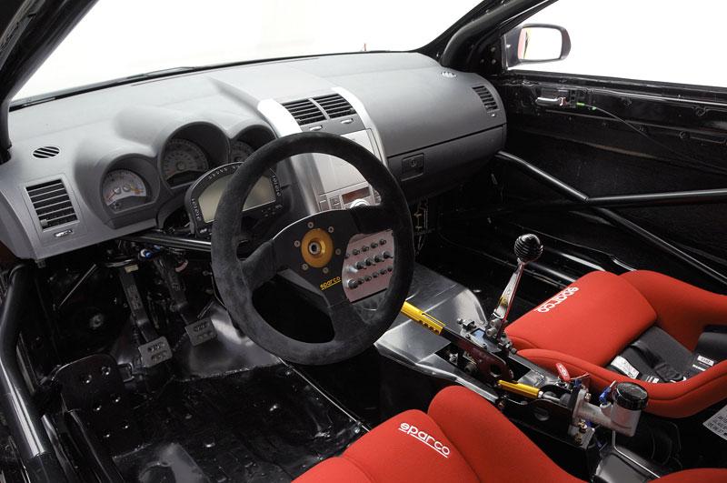Scion tC V8: specialita pro D1 Formula Drift Championship: - fotka 2