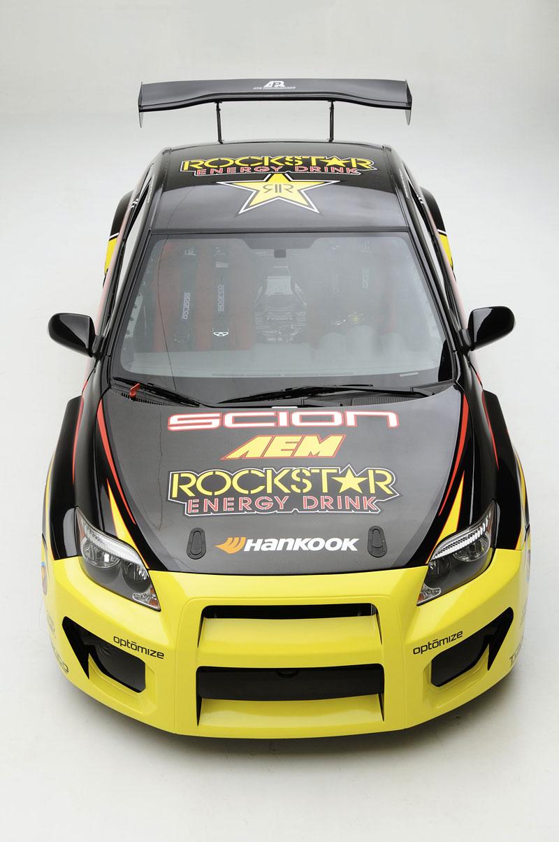 Scion tC V8: specialita pro D1 Formula Drift Championship: - fotka 5