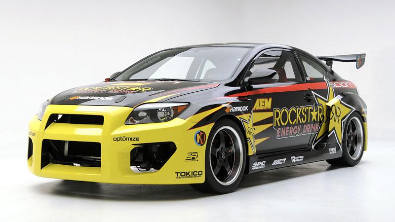 Scion tC V8: specialita pro D1 Formula Drift Championship: - fotka 8