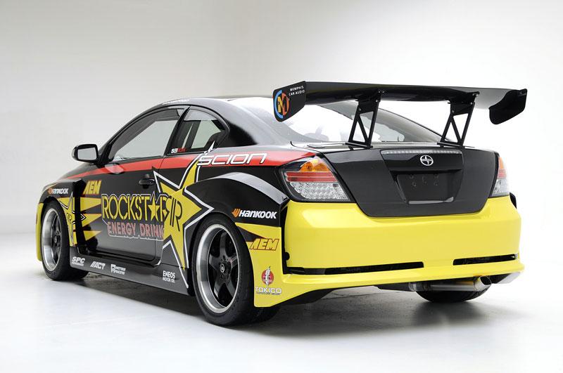 Scion tC V8: specialita pro D1 Formula Drift Championship: - fotka 10