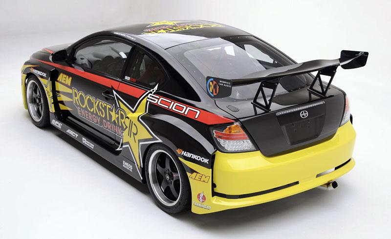 Scion tC V8: specialita pro D1 Formula Drift Championship: - fotka 11