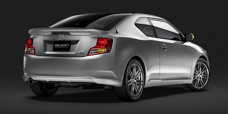 Scion tC Coupe: premiéra druhé generace v New Yorku: - fotka 21