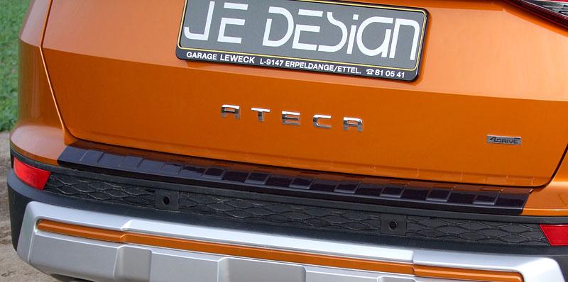 JE Design jako první upravuje Seat Ateca: - fotka 4
