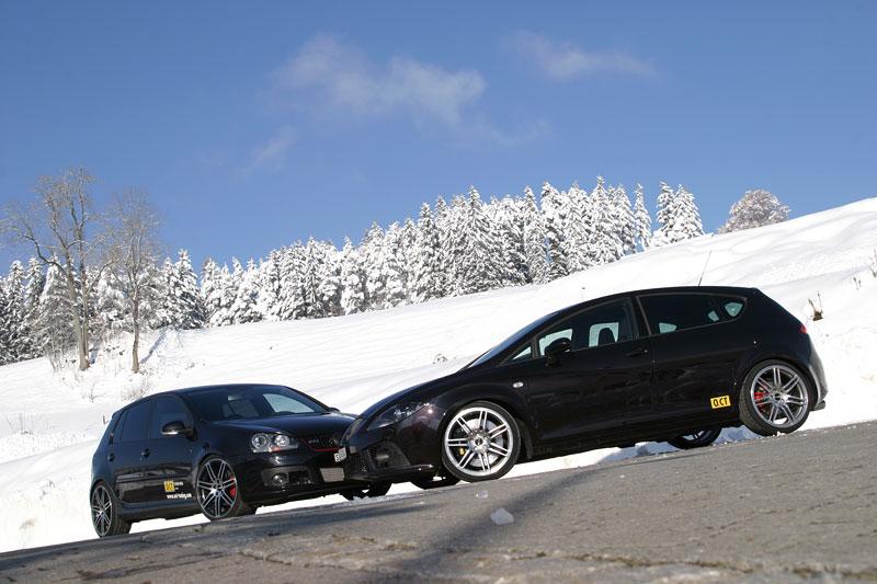 Leon Cupra a Golf GTI od O.CT Tuning: - fotka 6