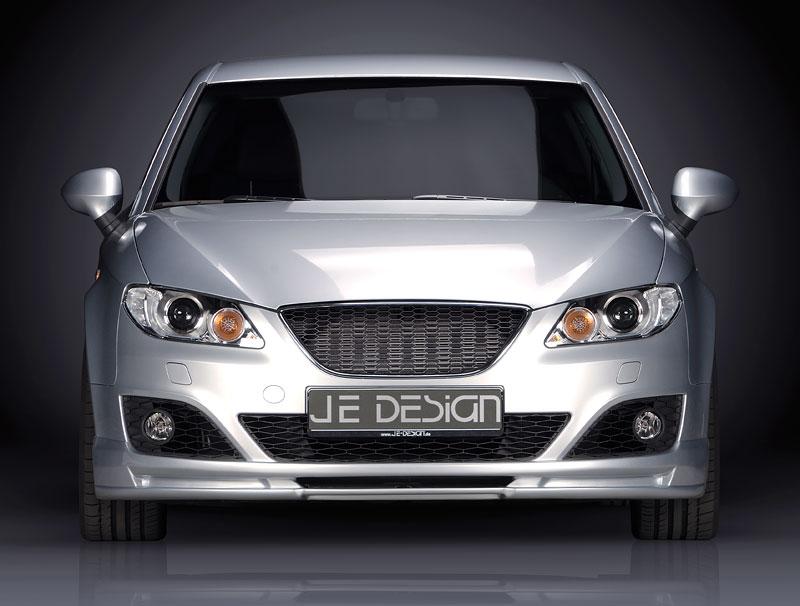 JE design upravil Seat Exeo: - fotka 1