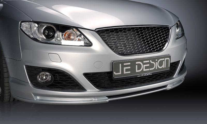 JE design upravil Seat Exeo: - fotka 5