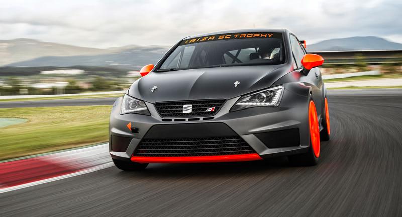 Seat Ibiza SC Trophy: Nově s výkonem 200 koní: - fotka 3
