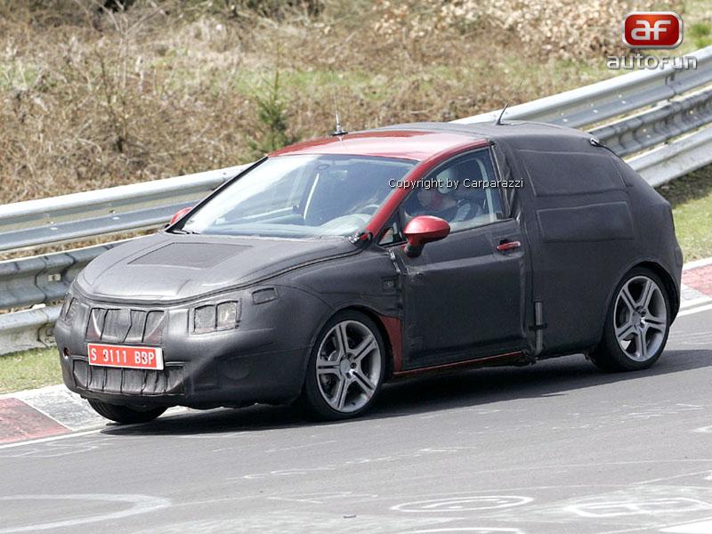 Spy Photos: Seat Ibiza FR: - fotka 1