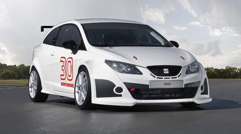 Seat Ibiza SC Trophy: nová závodní série s novým autem: - fotka 1