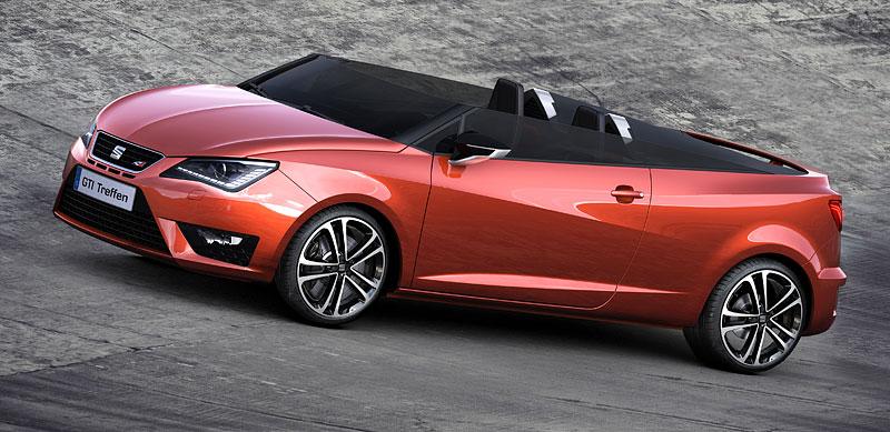 Seat Ibiza Cupster: Španělský speedster pro Wörthersee: - fotka 1