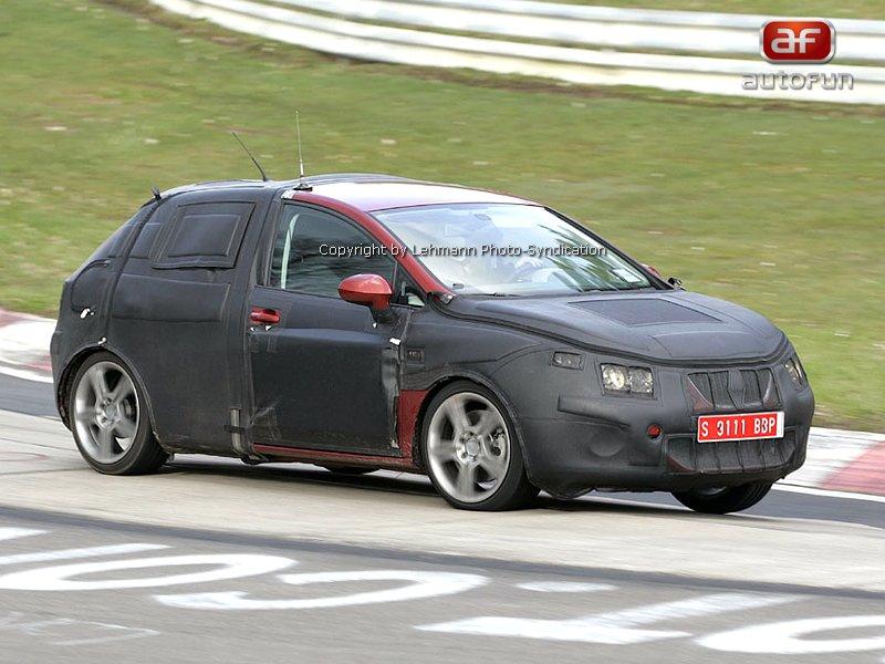 Spy Photos: Seat Ibiza FR: - fotka 3