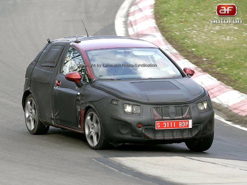 Spy Photos: Seat Ibiza FR: - fotka 4