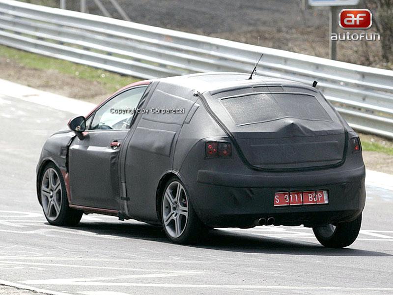 Spy Photos: Seat Ibiza FR: - fotka 7