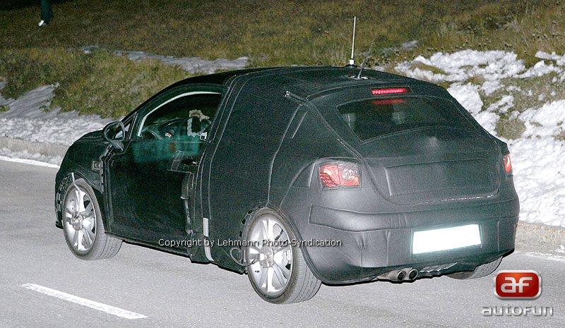 Spy Photos: Seat Ibiza FR: - fotka 6
