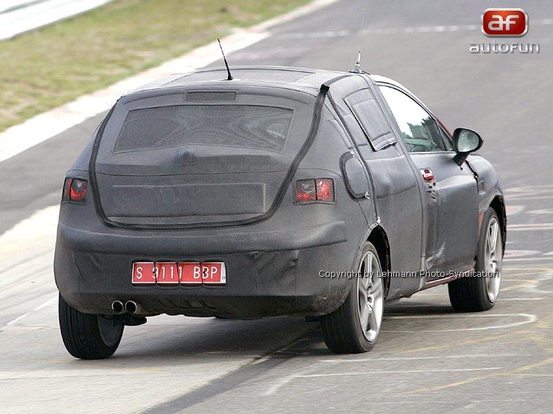 Spy Photos: Seat Ibiza FR: - fotka 9