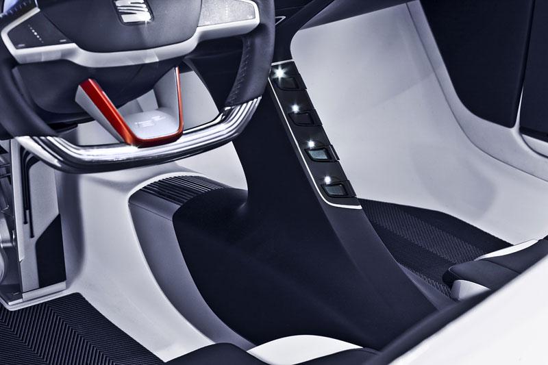 SEAT IBE: Evoluce studie sportovního elektromobilu: - fotka 1