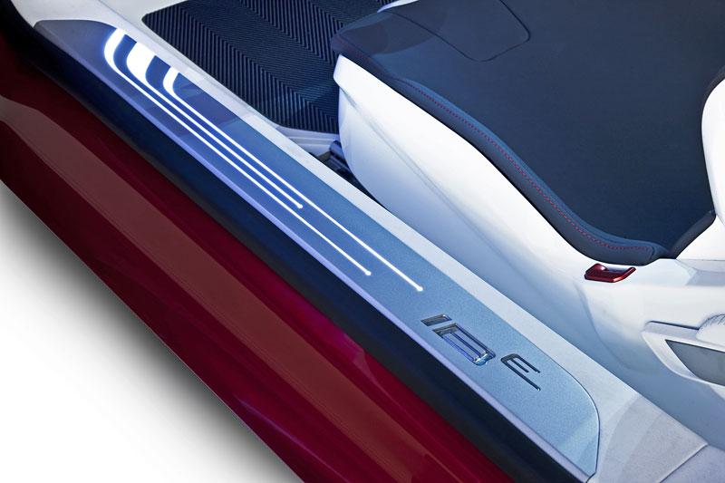SEAT IBE: Evoluce studie sportovního elektromobilu: - fotka 2