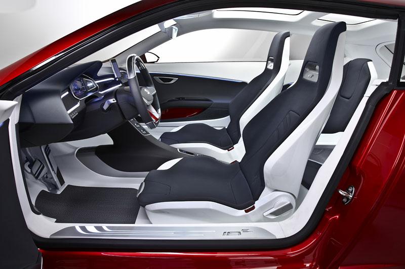 SEAT IBE: Evoluce studie sportovního elektromobilu: - fotka 6