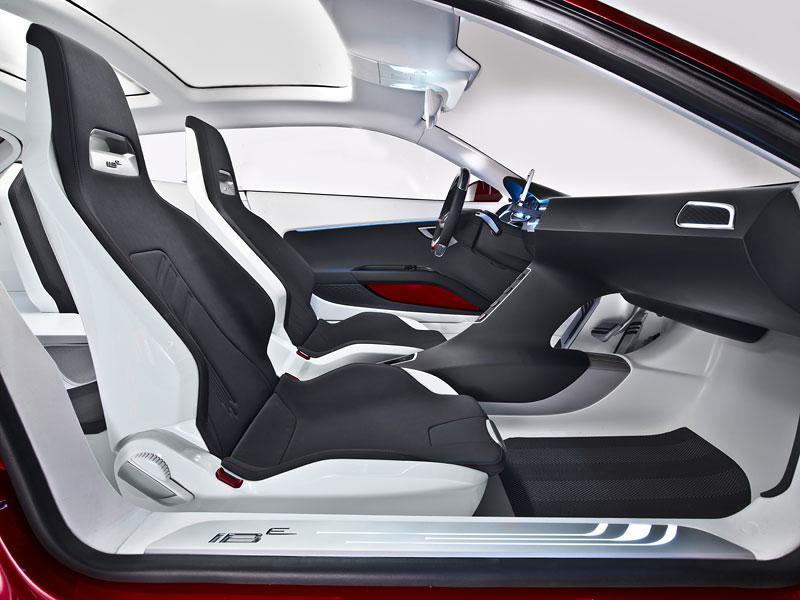 SEAT IBE: Evoluce studie sportovního elektromobilu: - fotka 8
