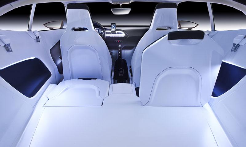 SEAT IBE: Evoluce studie sportovního elektromobilu: - fotka 10