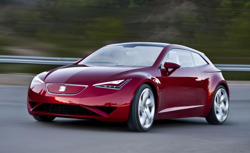 SEAT IBE: Evoluce studie sportovního elektromobilu: - fotka 17