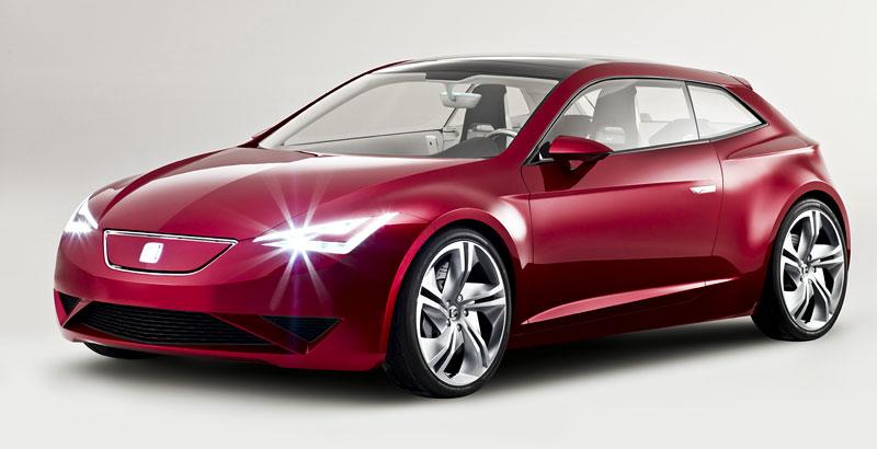 SEAT IBE: Evoluce studie sportovního elektromobilu: - fotka 20