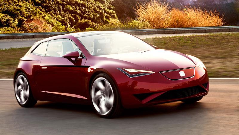 SEAT IBE: Evoluce studie sportovního elektromobilu: - fotka 21