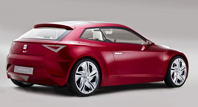 SEAT IBE: Evoluce studie sportovního elektromobilu: - fotka 26