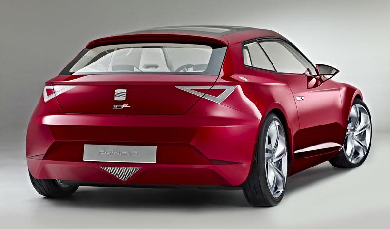 SEAT IBE: Evoluce studie sportovního elektromobilu: - fotka 28