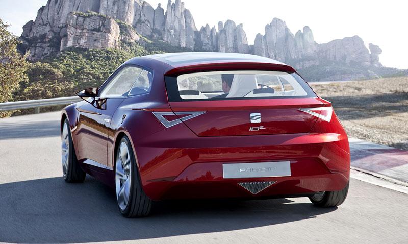 SEAT IBE: Evoluce studie sportovního elektromobilu: - fotka 29