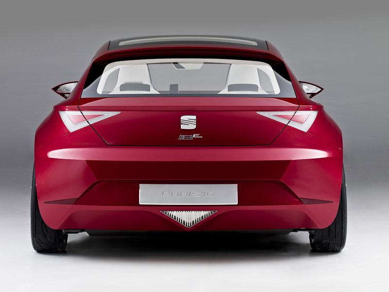 SEAT IBE: Evoluce studie sportovního elektromobilu: - fotka 32
