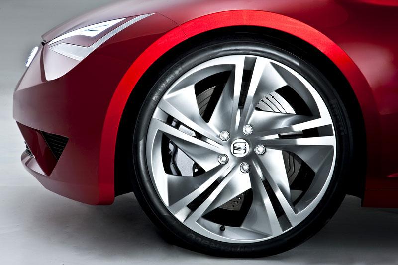 SEAT IBE: Evoluce studie sportovního elektromobilu: - fotka 33