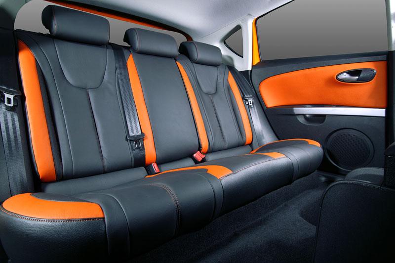 JE Design Seat Leon FR: a dveře letí nahoru...: - fotka 2