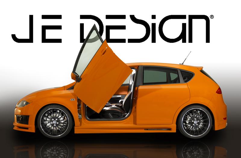 JE Design Seat Leon FR: a dveře letí nahoru...: - fotka 10