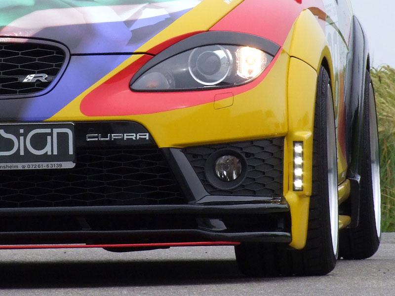 SEAT Leon Cupra R Deutschland od JE Design: - fotka 7
