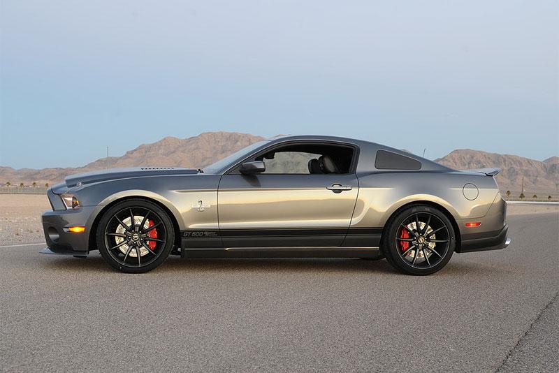Shelby GT500 Super Snake 2012: připravte se na 800 koní: - fotka 3