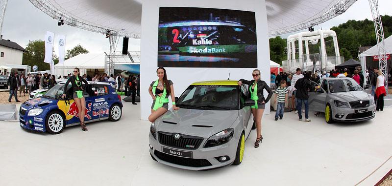Škoda Fabia RS+: Britové dostanou ostřejší hot-hatch!: - fotka 3