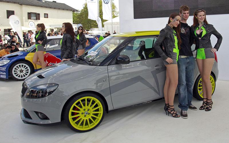 Škoda Fabia RS+: Britové dostanou ostřejší hot-hatch!: - fotka 4