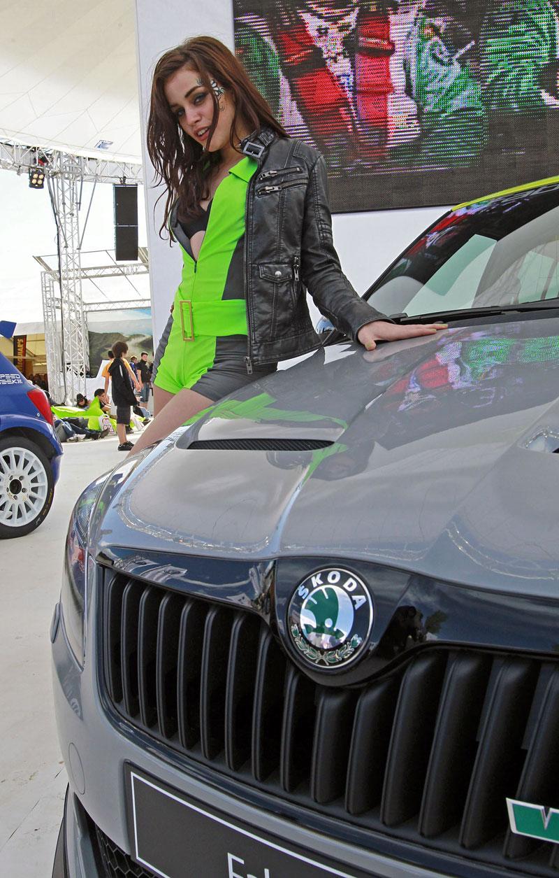Škoda Fabia RS+: Britové dostanou ostřejší hot-hatch!: - fotka 5