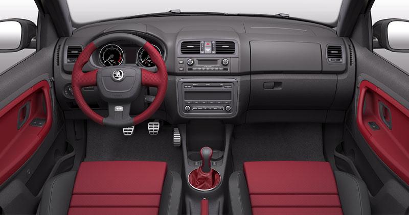 Autosalon Ženeva: Škoda Fabia Sports Design Concept: - fotka 18