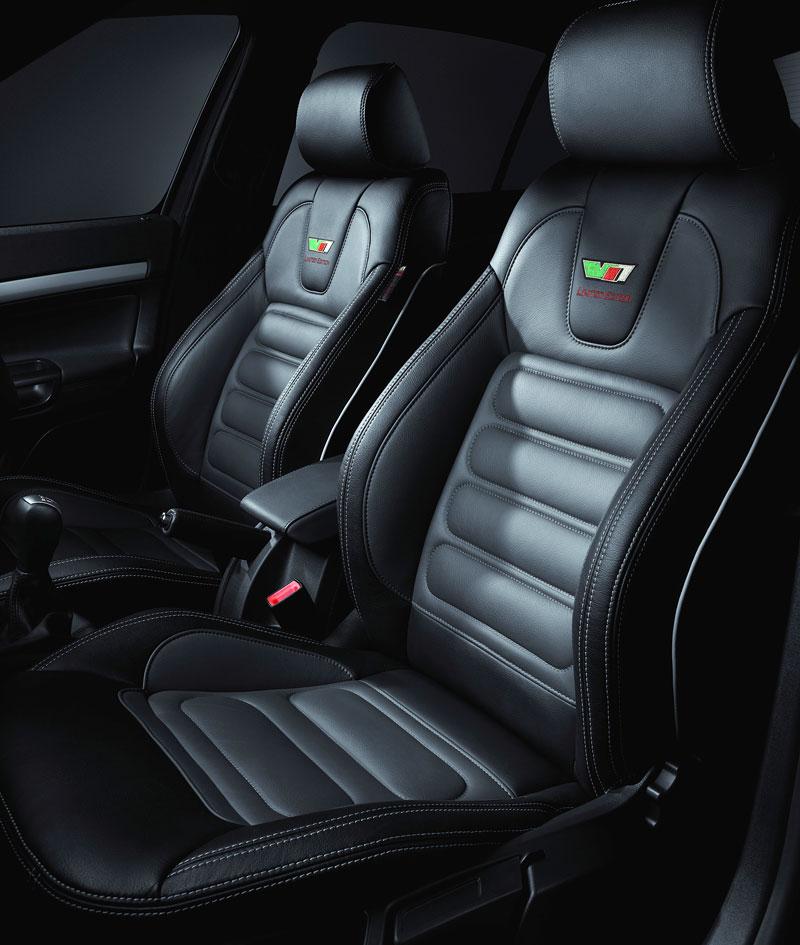 Škoda Octavia RS - limitka pro Spojené království: - fotka 1
