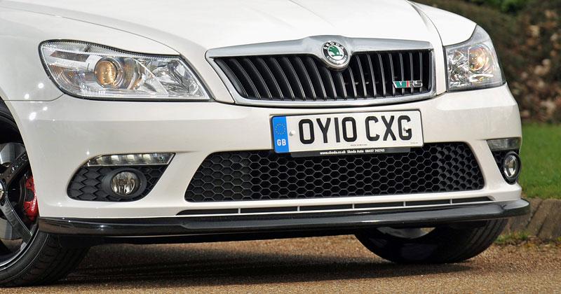 Škoda Octavia RS pro Guye Wilkse: - fotka 4
