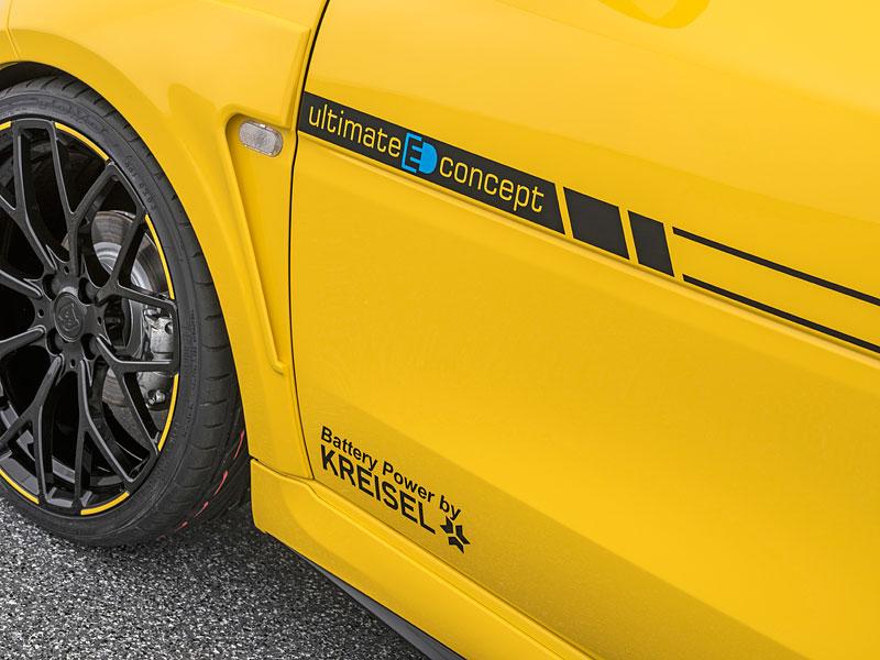 Brabus Ultimate E Concept: Elektrický Smart ForTwo s výkonem 201 koní!: - fotka 13