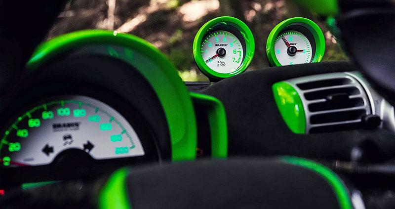 Smart Brabus Cabrio by Vilner: Škoda, že není větší: - fotka 1