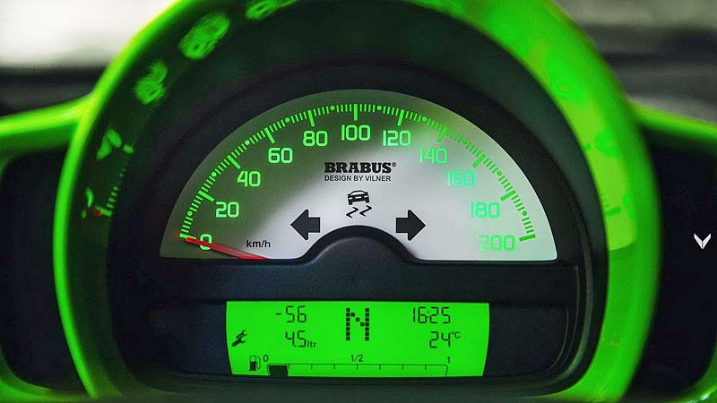 Smart Brabus Cabrio by Vilner: Škoda, že není větší: - fotka 2