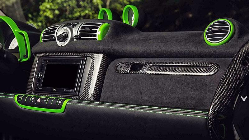 Smart Brabus Cabrio by Vilner: Škoda, že není větší: - fotka 5
