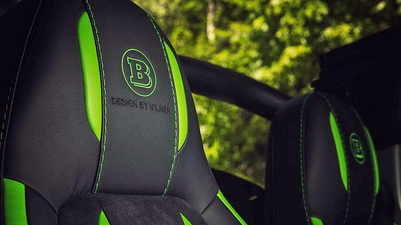 Smart Brabus Cabrio by Vilner: Škoda, že není větší: - fotka 7